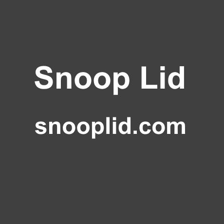 SnooplidB